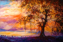 SUNSET TREE (thumbnail)