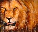 Painting--Oil-WildlifeWAITING