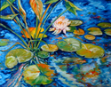Waterlily Pond & Koi (thumbnail)