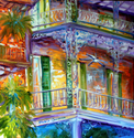 FRENCH QUARTER CITYSCAPE (thumbnail)