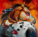 APPALOOSA INDIAN WAR PONY (thumbnail)