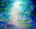 BLUE WATERS LILY POND (thumbnail)
