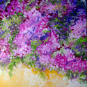 Pretty In Pink ~ A New Abstract Floral (thumbnail)