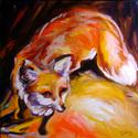 FOXY the RED FOX (thumbnail)