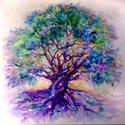 Tree of Life Series ~ PurpleRain (thumbnail)