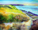 An English Shore Crantock Beach (thumbnail)