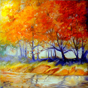 AUTUMN on the LAKE (thumbnail)