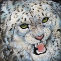 SNOW LEOPARD by M BALDWIN (thumbnail)