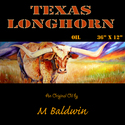 TEXAS LONGHORN by M BALDWIN (thumbnail)
