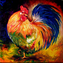 ROOSTER COCK OF THE WALK (thumbnail)