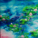 WATERLILY POND 18 (thumbnail)