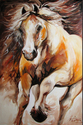 MUSTANG POWER WILD by M BALDWIN (thumbnail)