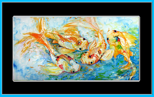 HAPPINESS by M BALDWIN (large view)