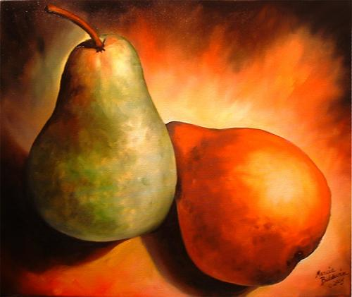 Pears for Two (large view)