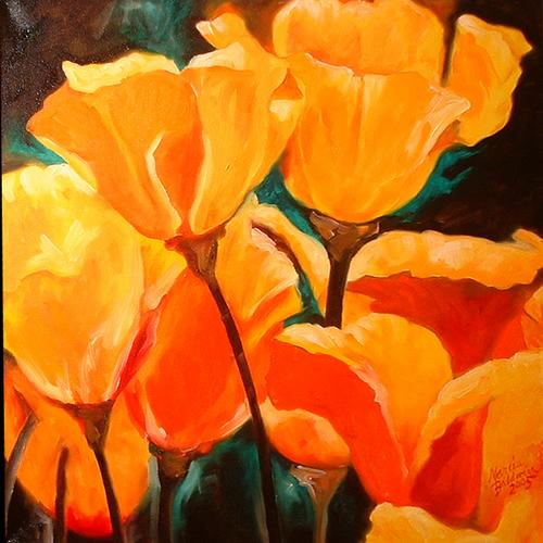 California Poppies (large view)