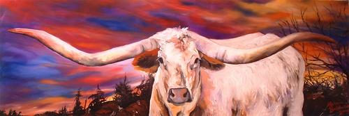 Texas Longhorn (large view)