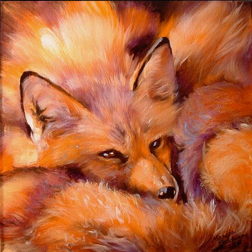 Red Fox (large view)