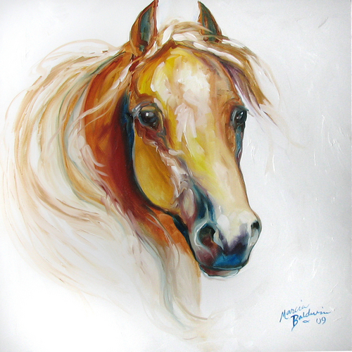 GOLDEN STALLION 20 by M BALDWIN (large view)