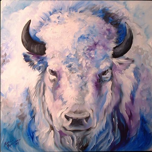 WHITE BUFFALO (large view)