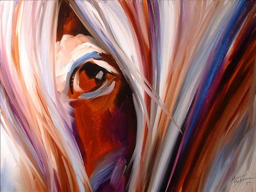 SPIRIT EQUINE EYE