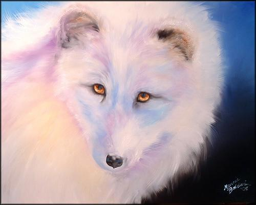 ARCTIC FOX (large view)