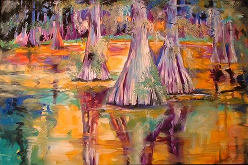 CYPRESS BAYOU (large view)