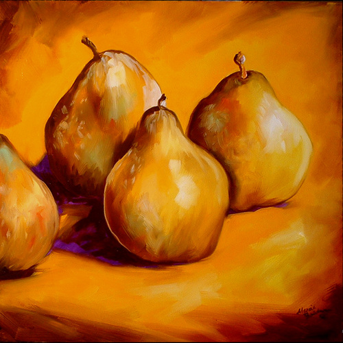 4 PEARS (large view)