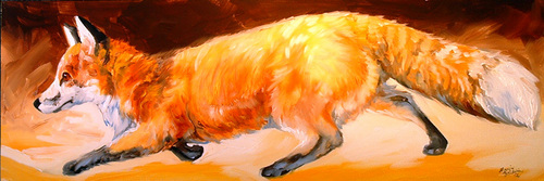 RED FOX SLY (thumbnail)