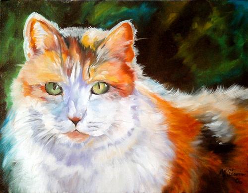 CALLI CAT (large view)