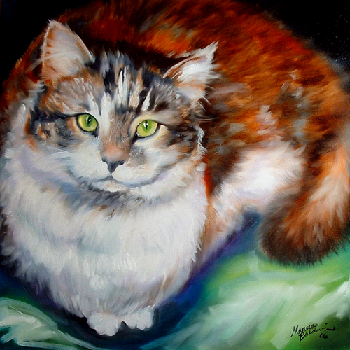 MY FAT CAT 2 (large view)