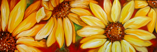 SUNFLOWERS 36 (large view)