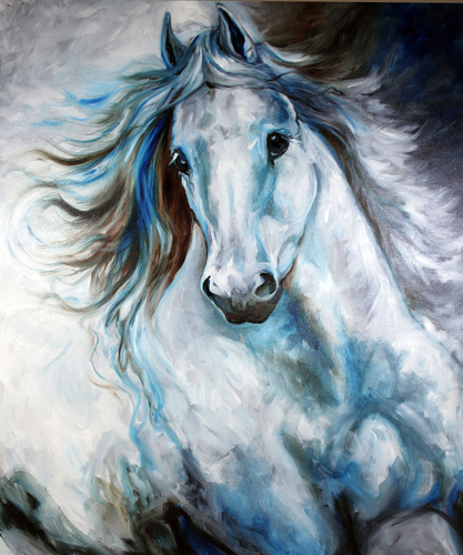 WHITE THUNDER EQUINE  (large view)