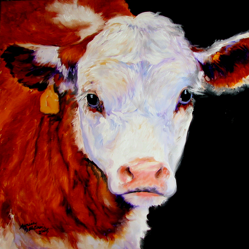 HEREFORD BABY (large view)