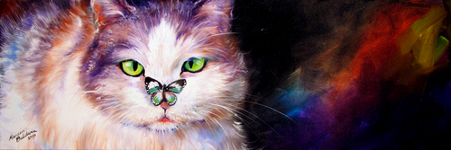 SWEET KITTY BUTTERFLY (thumbnail)