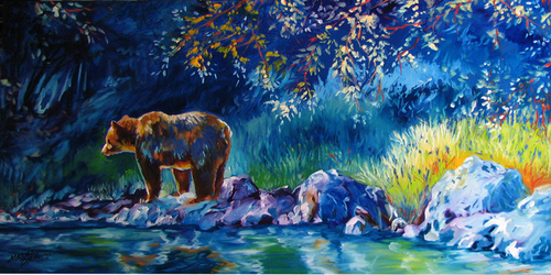 BEAR at RIVERS EDGE (thumbnail)