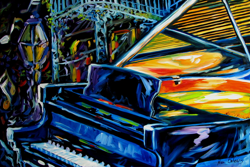 JAZZ PIANO 2 NEW ORLEANS MUSIC (large view)