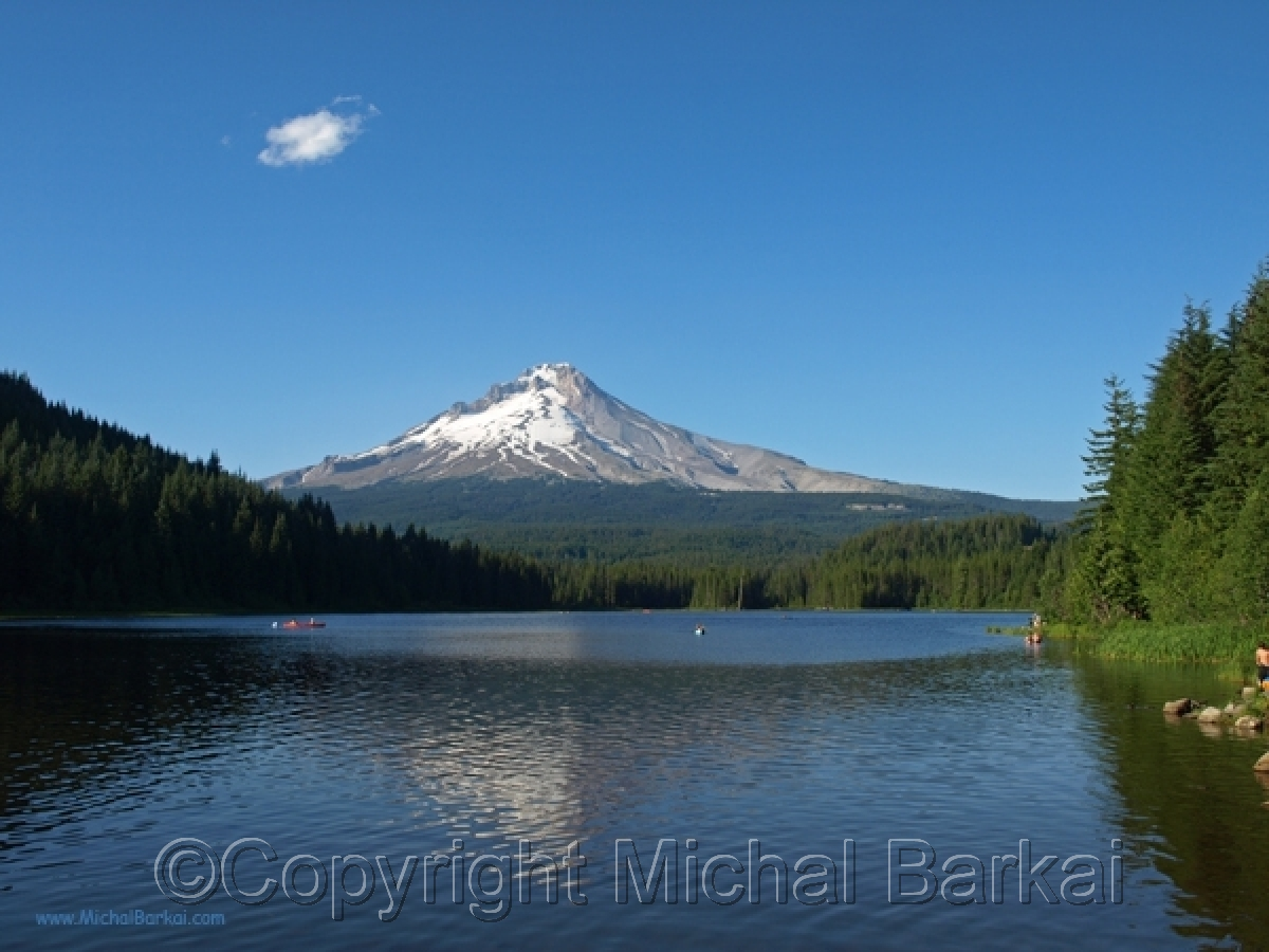 Mount Hood (large view)