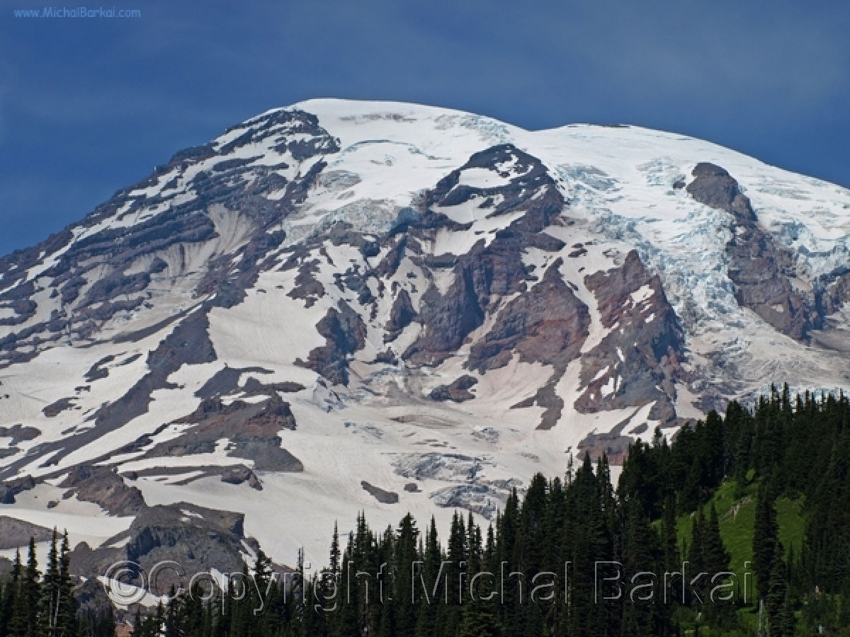 Ranier Peak (large view)