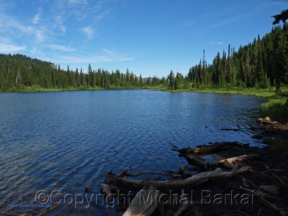 Mountain Lake (large view)