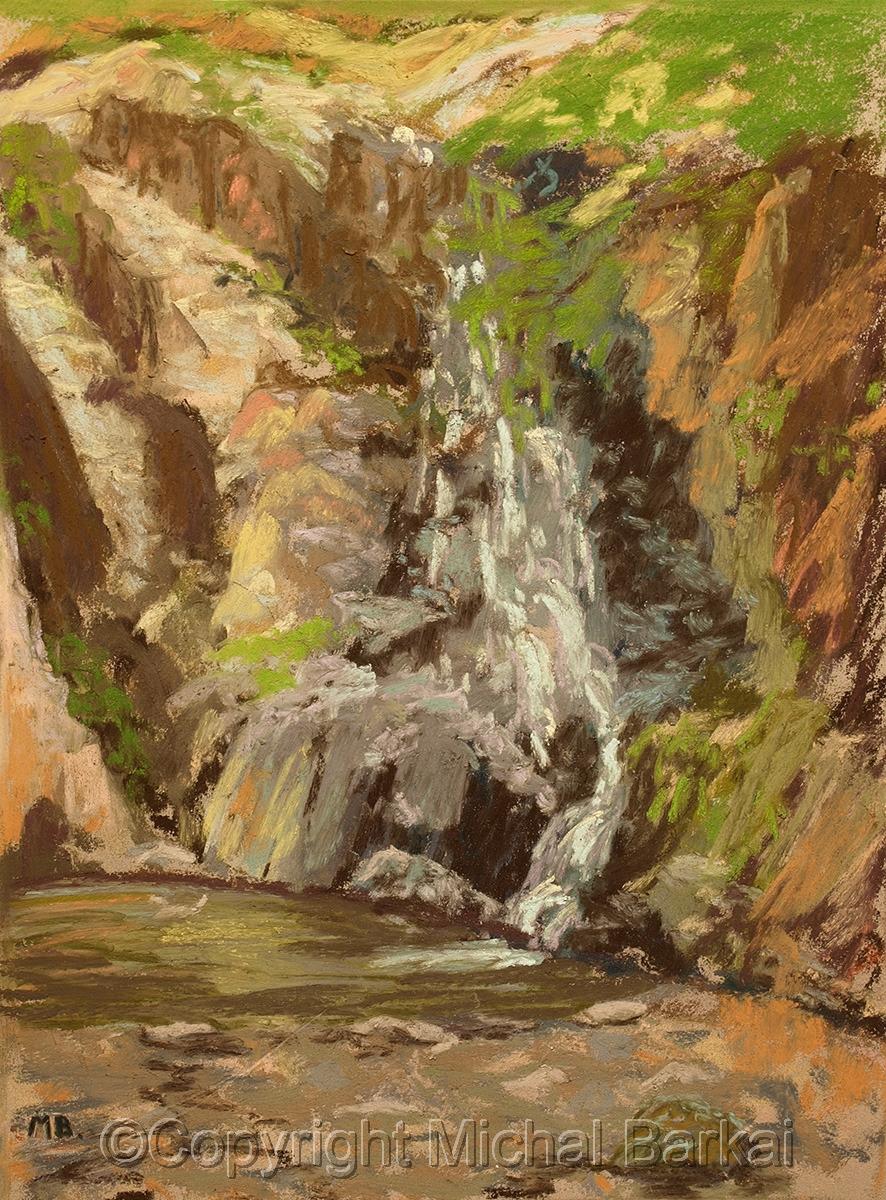 Hemlock Falls (+) (large view)