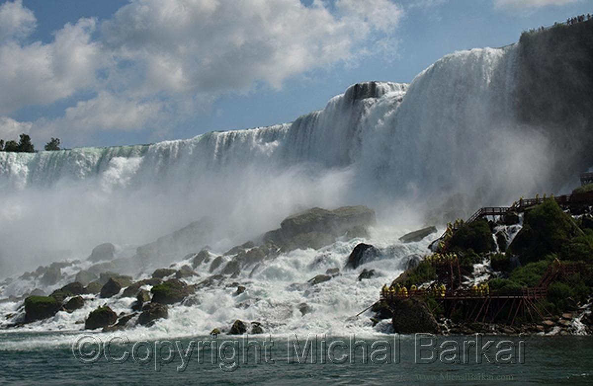 American Falls, Niagara Falls (large view)
