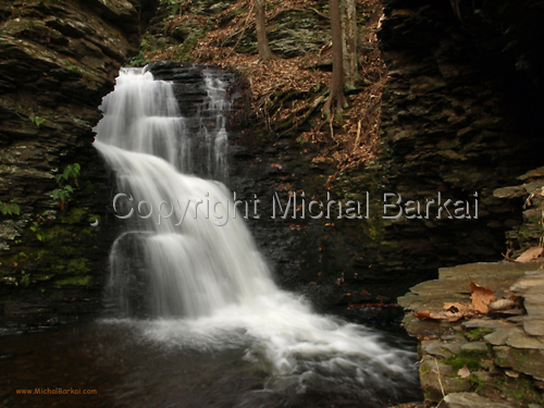 Bride's Maid Falls (large view)