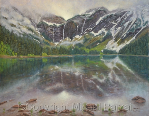 Avalanche Lake   (+)