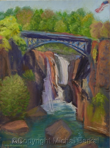 Early Fall, Paterson Falls