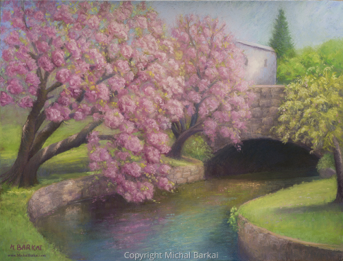 Verona Cherries and Overpass