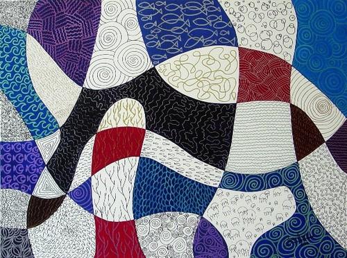 Fish and Seal by Mariana Barnes, PhD