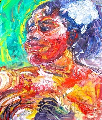 Love by Maya Batash