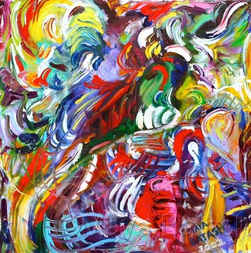 Tzadikim (The Righteous Ones) by Maya Batash