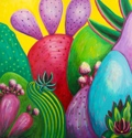 Cacti in Conversation