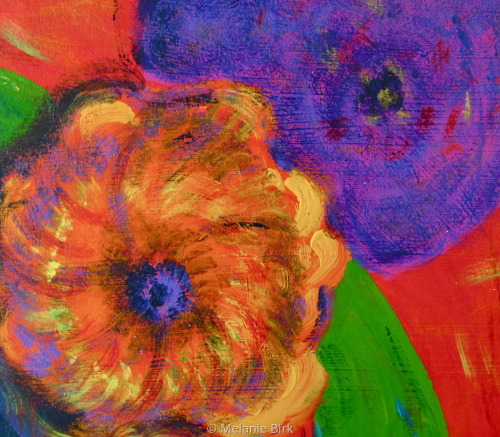 Flowers Sunning